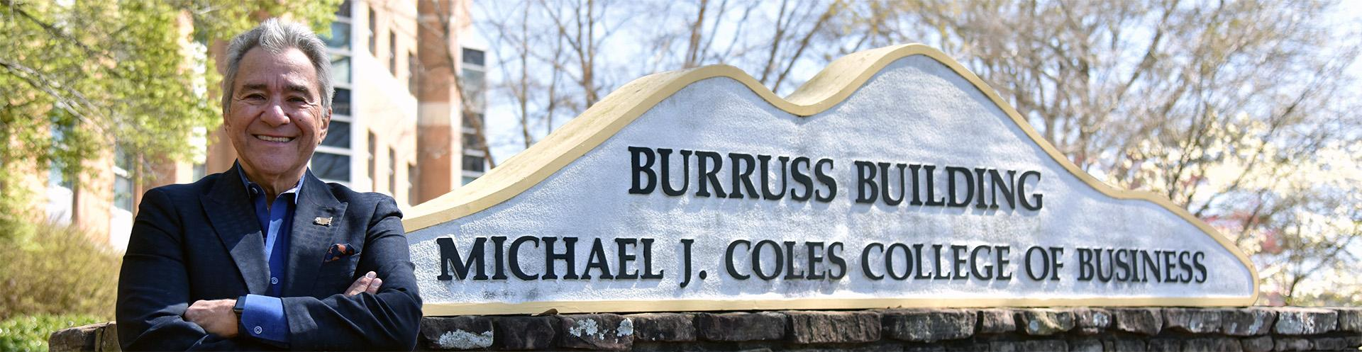 The Year of Michael J. Coles
