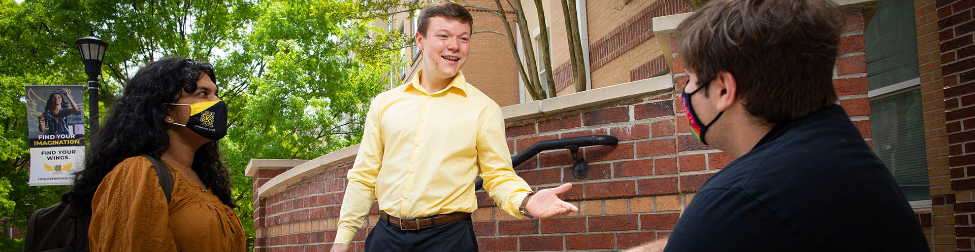 Management Major Recognized for Scholarship and Service