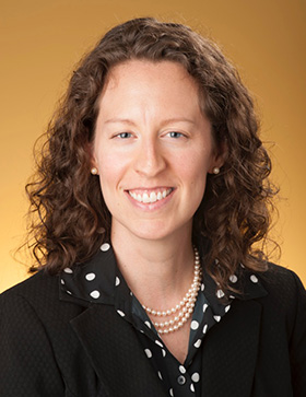 Professor Cristen Dutcher J.D.