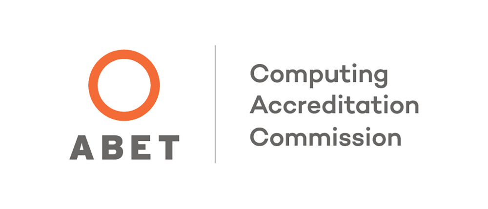 Accredited by the Commission of ABET