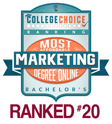 College Choice Most Affordable Online Marketing Degree