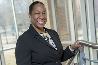 Information systems professor Adriane Randolph is a consultant on a NSF grant to increase women in information systems education