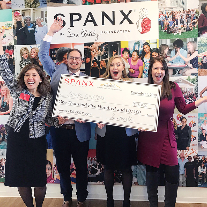 Coles MBA Team SPANX Data Analysis Project